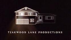 Teakwood Lane Production company logo - Howard Gordon