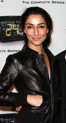 24- Necar Zadegan at 2010 marathon event