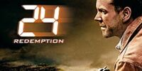 24: Redemption (Region 2 DVD)