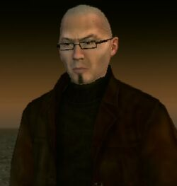 24 THE GAME- Main terrorist leader Joseph Sin-Chung