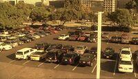 LA center car park