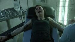 9x01 Chloe Tortured