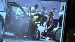 7x14 Quinn crash