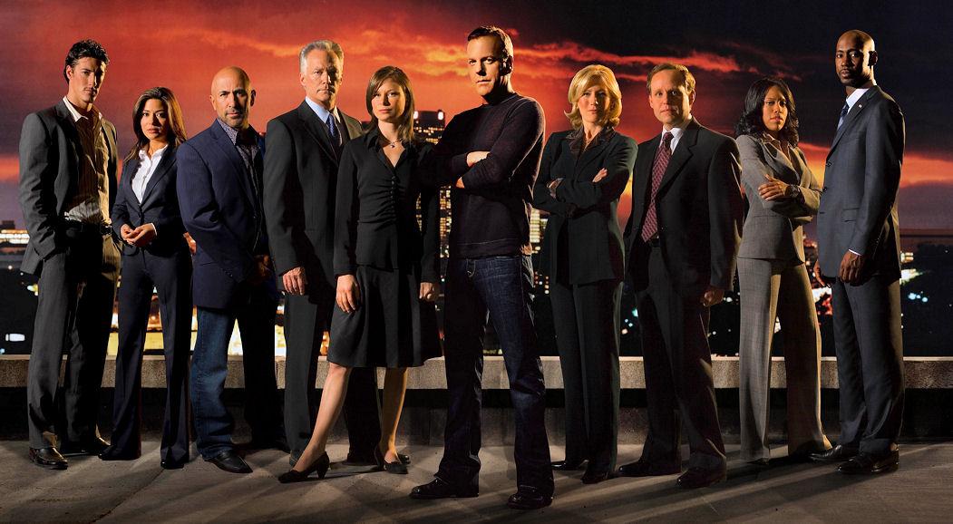 Fichier:24 Season 6 Cast.jpg