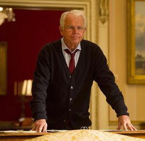 Day 9- President Heller (William Devane)