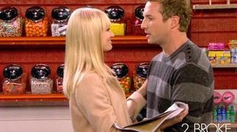 2 Broke Girls - Drama at the Candy Store