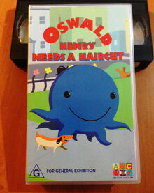 Oswald Henry Needs A Haircut VHS