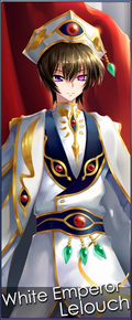 Cha158 White Emperor Lelouch