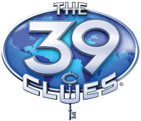 Αρχείο:39Clues logo1.jpg