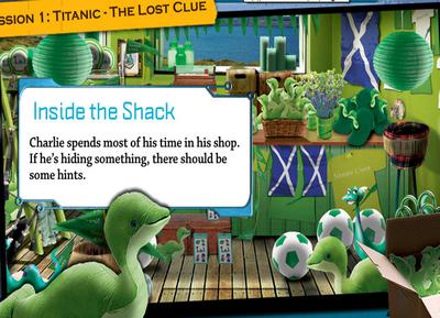 Nessie shack!!!