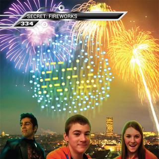 Card 334, Fireworks