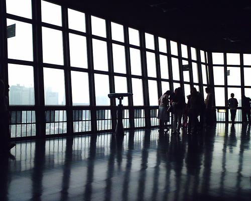 Tokyo Tower deck