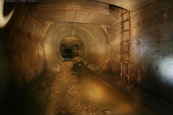Cheyenne Tunnel