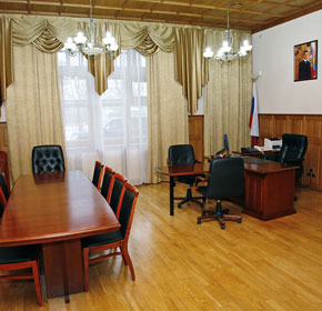 Kremlin Senate Stronghold