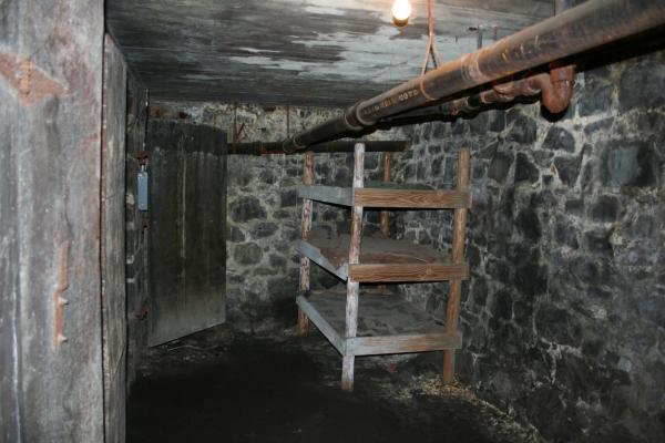 Inside Corwin House