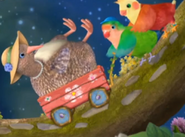 3rd & Bird Starry Night! Scene 3