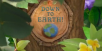 Down to Earth!