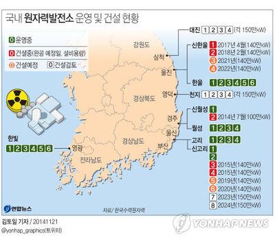 Korea-nuclear-power-plant-plan-dec-2014