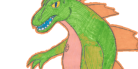 Shalo-Godzilla