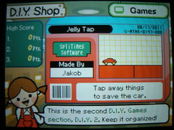 Game - Jelly Tap