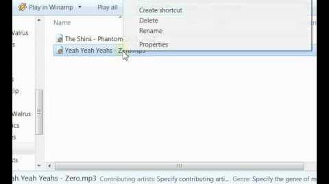 GrooveWalrus 0.08 - GrooveShark Last