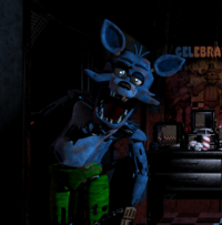 Stormy in The Office FNaF