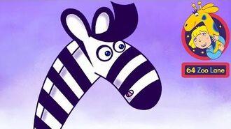 64 Zoo Lane - Zed's Really Helpful Mood - NEW EPISODE Cartoon for kids