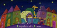 The Story of Leopoldo the Llama