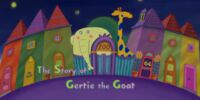 The Story of Gertie the Goat