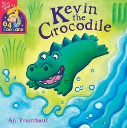 Kevin Book Cover