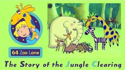 64 Zoo Lane - The Jungle Clearing S01E20 HD Cartoon for kids