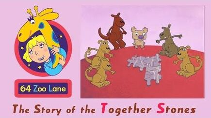 64 Zoo Lane - the Together Stones S03E17 Cartoon for kids