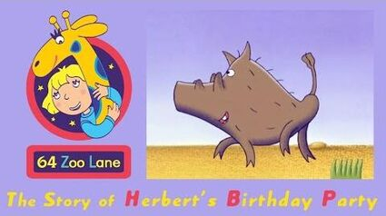 64 Zoo Lane - Herbert's Birthday Party S01E26 HD