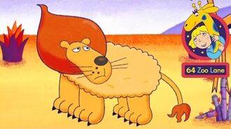 64 Zoo Lane - Reginald's New Look - NEW EPISODE Cartoon for kids