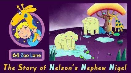 64 Zoo Lane - Nelson's Nephew Nigel S03E01 Cartoon for kids