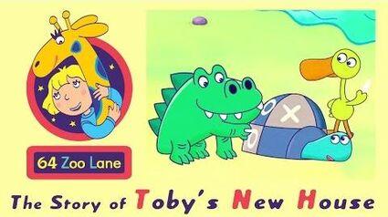 64 Zoo Lane - Toby's New House S03E05 Cartoon for kids