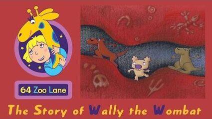 64 Zoo Lane - Wally the Wombat S01E19 HD