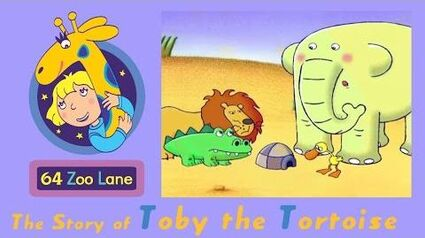 64 Zoo Lane - Toby the Tortoise S01E14 HD