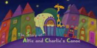 The Story of Alfie and Charlie's Canoe