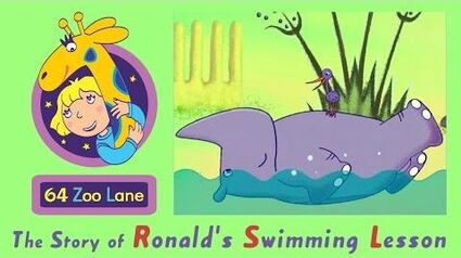64 Zoo Lane - Ronald's Swimming Lesson S03E07 Cartoon for kids