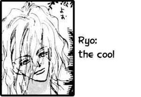 Spoilers Ryou