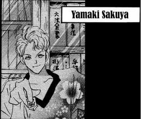 Spoilers Sakuya Yamaki