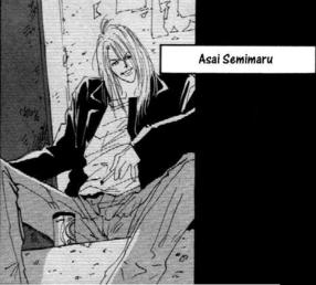 Spoilers Semimaru Asai