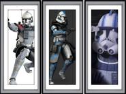 ARC Trooper frame