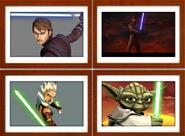 Jedi frame.