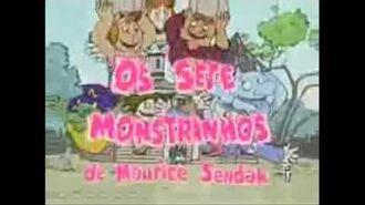 Os Sete Monstrinhos-Vc É Do Tempo 1