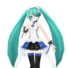 Miku's TYPE 2020 module from Project DIVA Extend