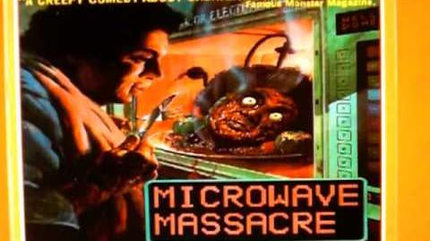 Microwave Massacre (1983) Review - 80s Slasher