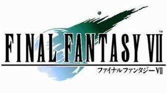 Final Fantasy VII - Those Chosen by the Planet HQ