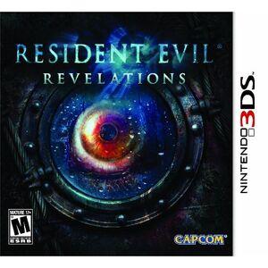 Resident evil - revelations